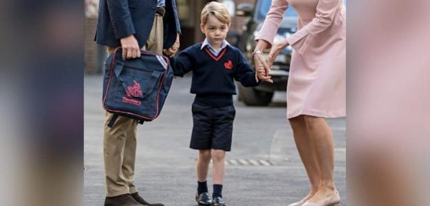 princ George, škola, princ William, Kate Middleton