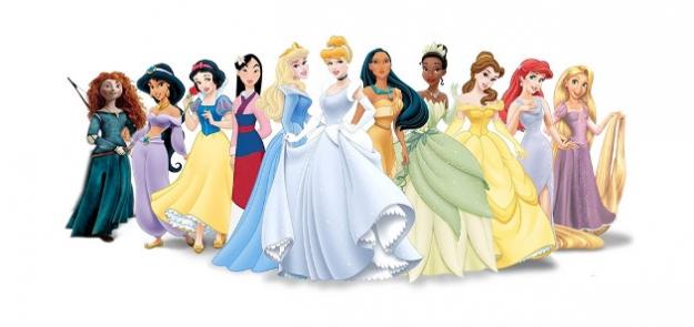 princezné, disney, súčastnosť
