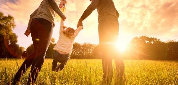Štastný život sa začína v rodine