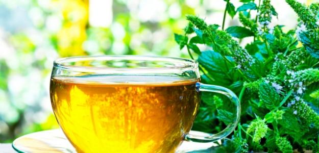 bylinky čaj pre dieťa