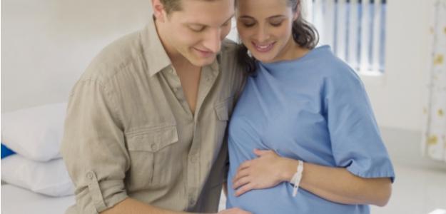 Pôrod je cieľ: Aje to tu – rodím!