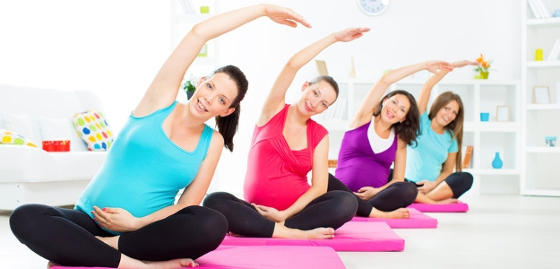 cvičenie a diéta v tehotenstve