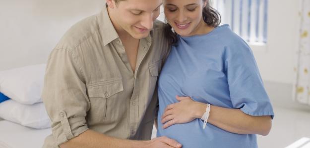 tehotenstvo zrážanlivosť krvi