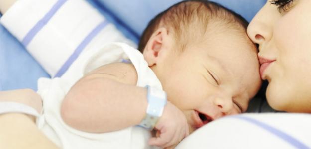 Priebeh pôrodu: Tretia doba pôrodná
