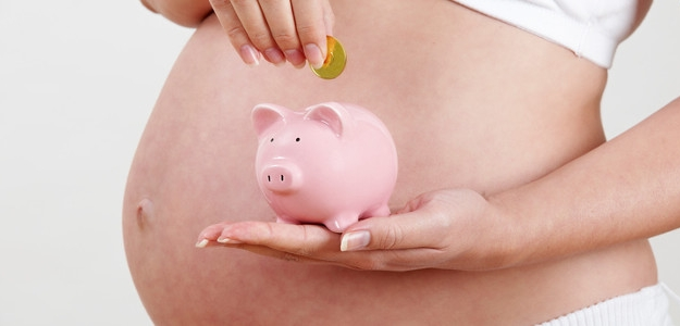 materské, materská dovolenka, otec, matka, nemocenské dávky, výplata, financie