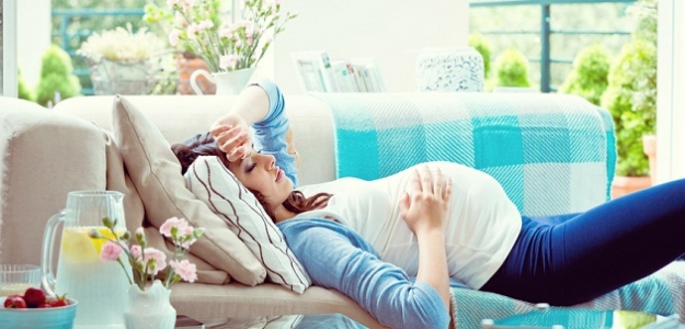 tehotna syndrom dutej zily mdloby