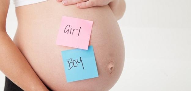 Chlapec či dievča? Prezradí to tvar bruška?