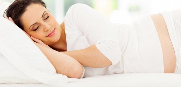 Nespavosť v tehotenstve