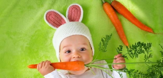 dojčenské recepty, tekvica, cuketa, mrkva