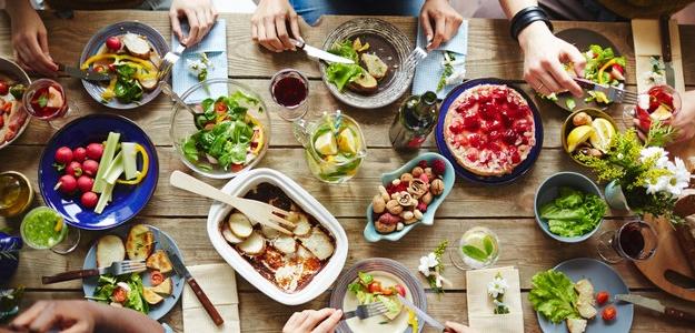 Víkendové tipy na rodinný obed