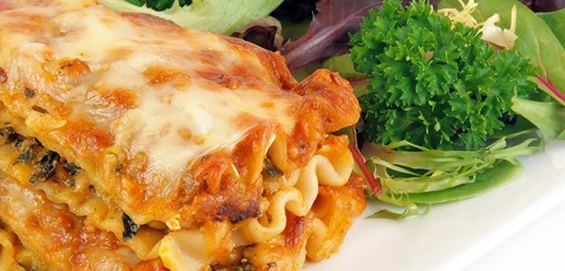 Mäsové lasagne