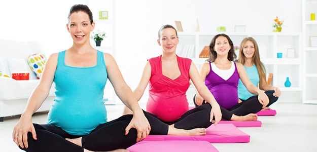 cvicenie v tehotenstve