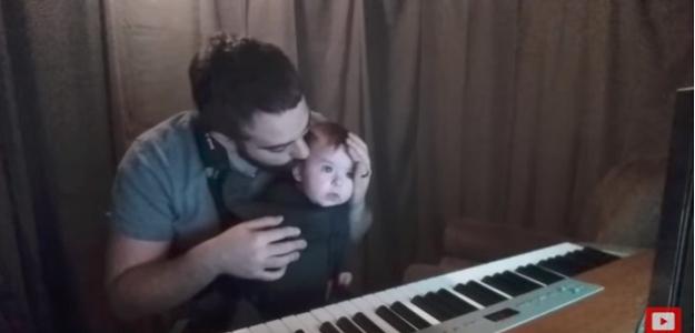 VIDEO: Uspávanka, ktorá vždy zaberie