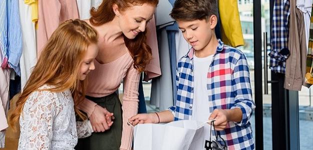 Šikovné nákupy pre deti a pre seba? Vieme ako na to. Nie je to zložité!