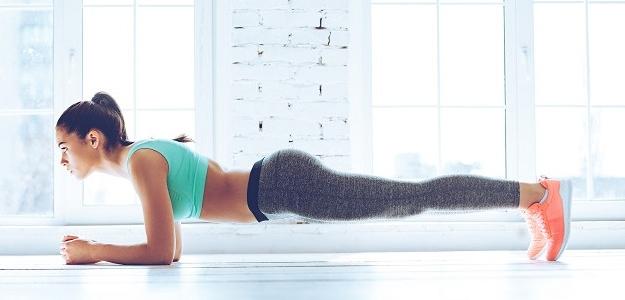 Chcete pekné telo? Plankujte!