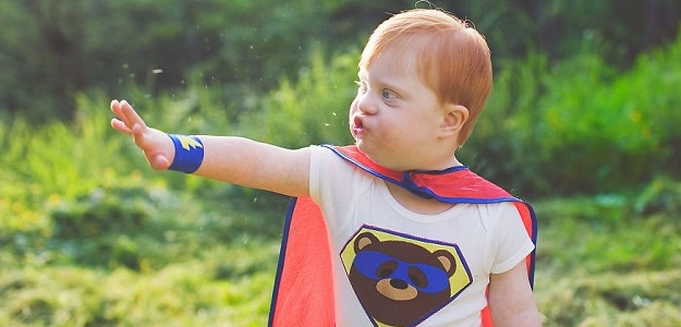 Neobyčajné fotografie: Superhrdinovia s hendikepom