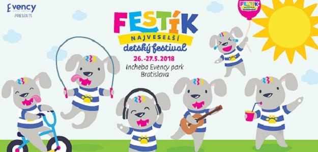 SÚŤAŽ: Vyhrajte vstupenky na najväčší detský festival!
