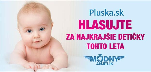 Maminy pozor, súťaž o najroztomilejšiu fotku vášho anjelika je opäť tu!