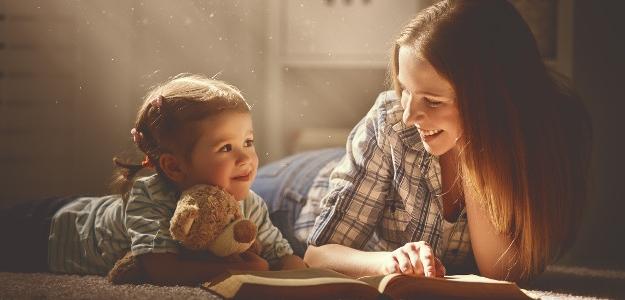 12 tipov, ako deťom vštepiť lásku ku knihám alebo Aby čítanie nebolelo