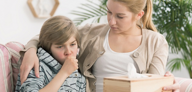 Detský KAŠEĽ: Ako si s ním poradiť?