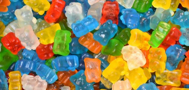 TOTO by ste mali o gumových medvedíkoch vedieť