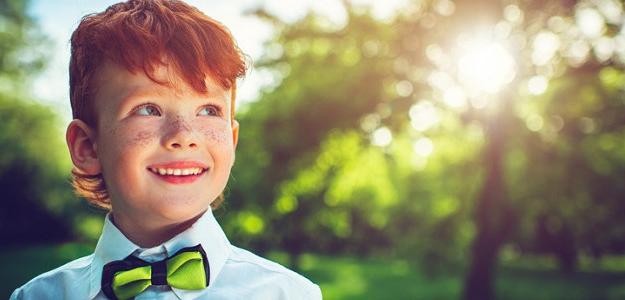 Ako naučiť deti poďakovať?