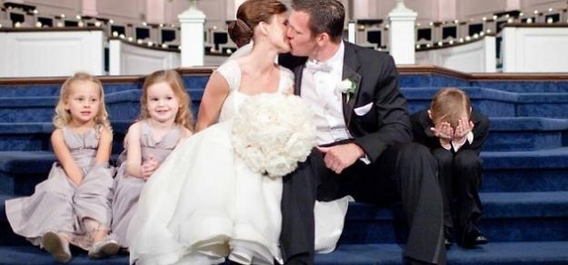 Fotogaléria: Deti svadby milujú...alebo?