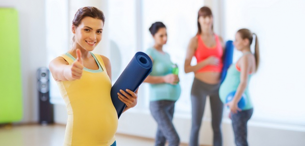 Gravid joga je skvelou pomocníčkou v období tehotenstva!