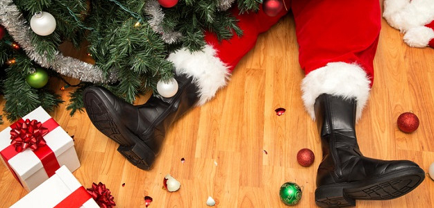 Kuriózne vianočné poistné udalosti