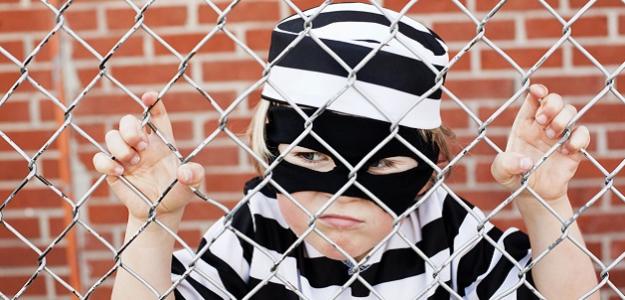Malé dieťa zlodejom? Nie je krádež ako krádež