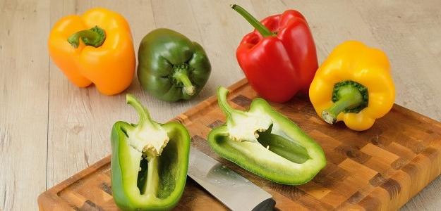 Paprika: Nutrične najhodnotnejšia zelenina
