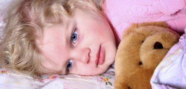Čo robiť, keď dieťa nechce spať