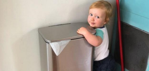 Aj vaše deti robia čudné veci? Táto mamička je už zo správania svojho syna zúfalá