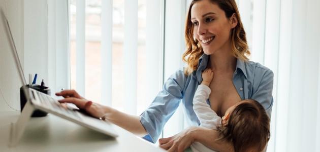 Dojčenie a zamestnanie - ako ich zosúladiť?
