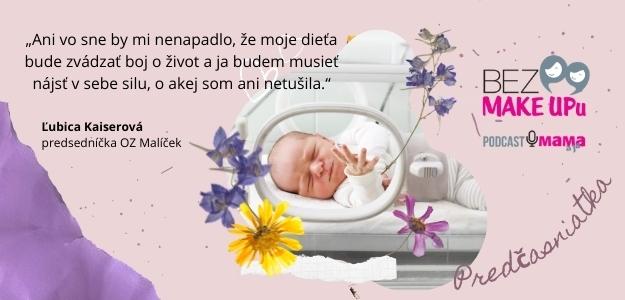 Na Slovensku sa predčasne narodí každé 11. dieťa