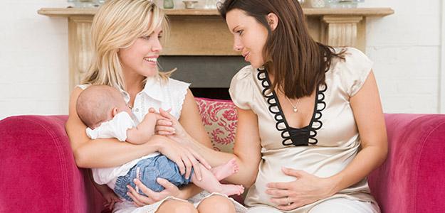 tehotná Zoznamovacie služba