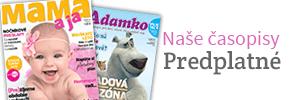 predplatne casopisu mamaaja