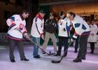 ŠKODA AUTO SLOVENSKO prináša hokejový zážitok na bratislavské námestie