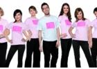 AVON pochod proti rakovine prsníka