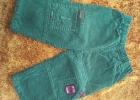 detske zateplene nohavice O&S 86 cm