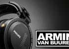 Philips A5 Pro & A1 Pro s rukopisom Armina Van Buurena
