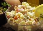 Lahôdkový zemiakový šalát