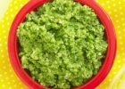 Bulgur s brokolicou, mrkvou a kalerábom