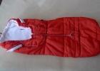 Predĺžený fusak značky TAKO červenej farby
