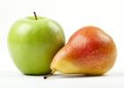 Ovsená kaša s ovocím