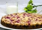 Šťavnatý ovocný koláč