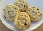 Rýchle vegánske cookies