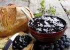 Hruškovo-hroznový džem s mätou