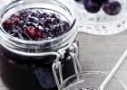 Čučoriedkový džem s červeným vínom