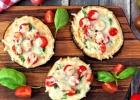 Baklažánová pizza